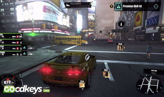 Buy The Crew pc cd key for Uplay - compare prices