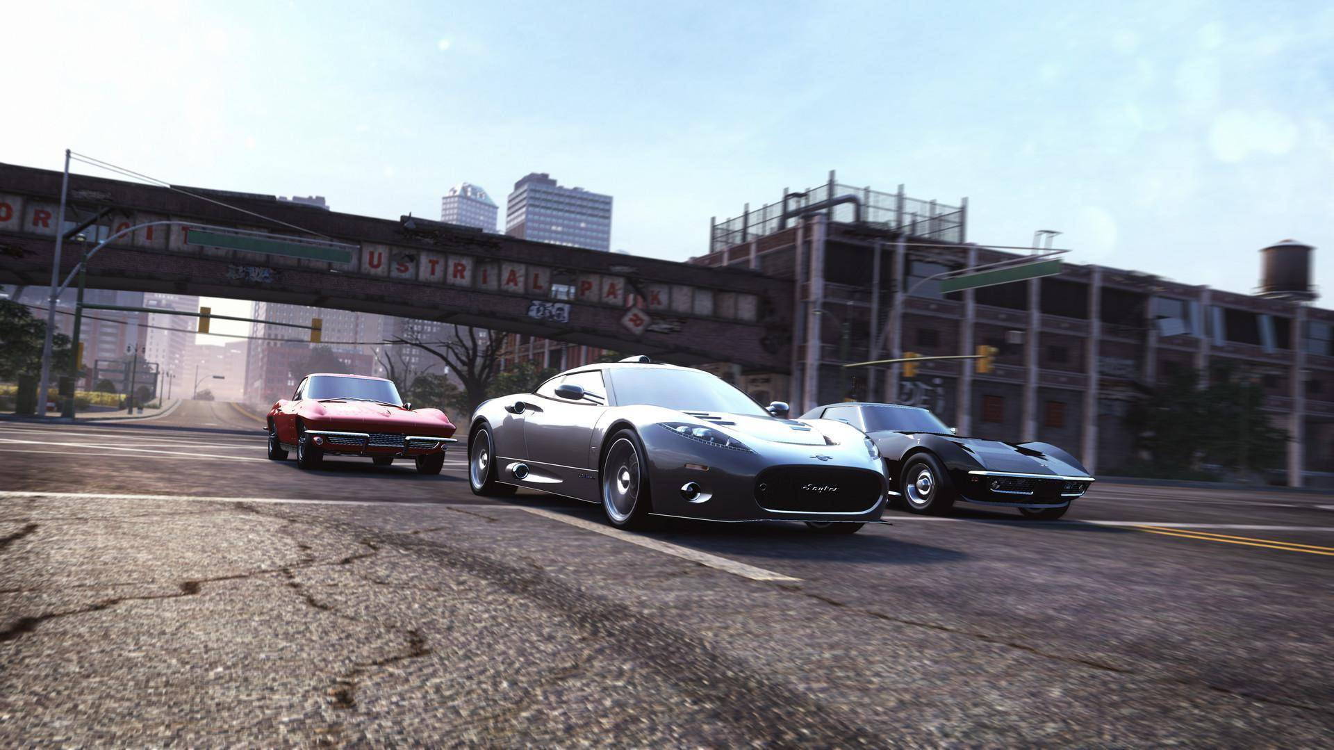 Trailer von The Crew Vintage Car Pack DLC  anschauen