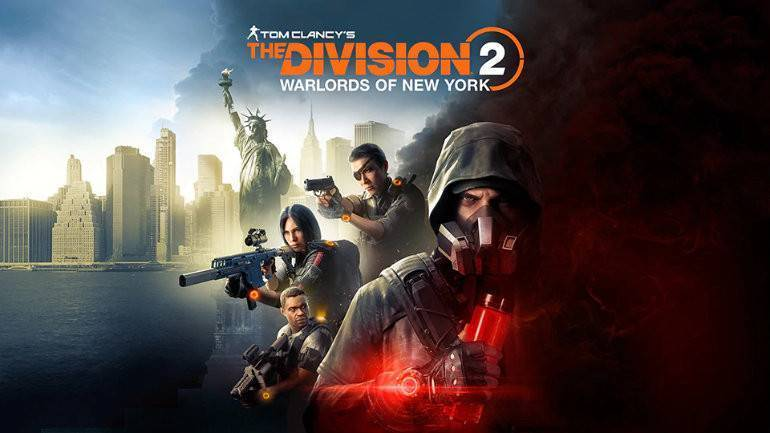 Article title about The Division 2 Warlords of New York