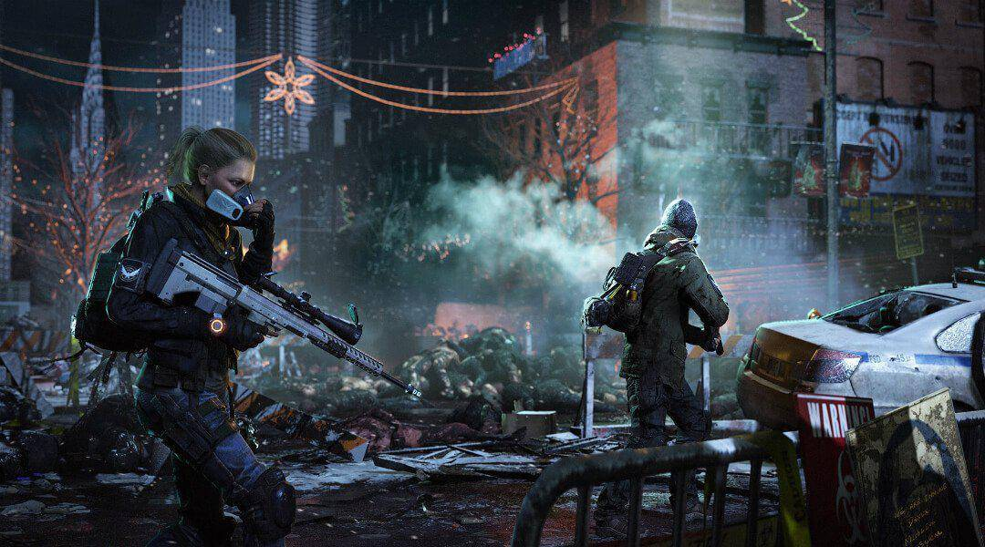 Trailer von The Division Season Pass anschauen
