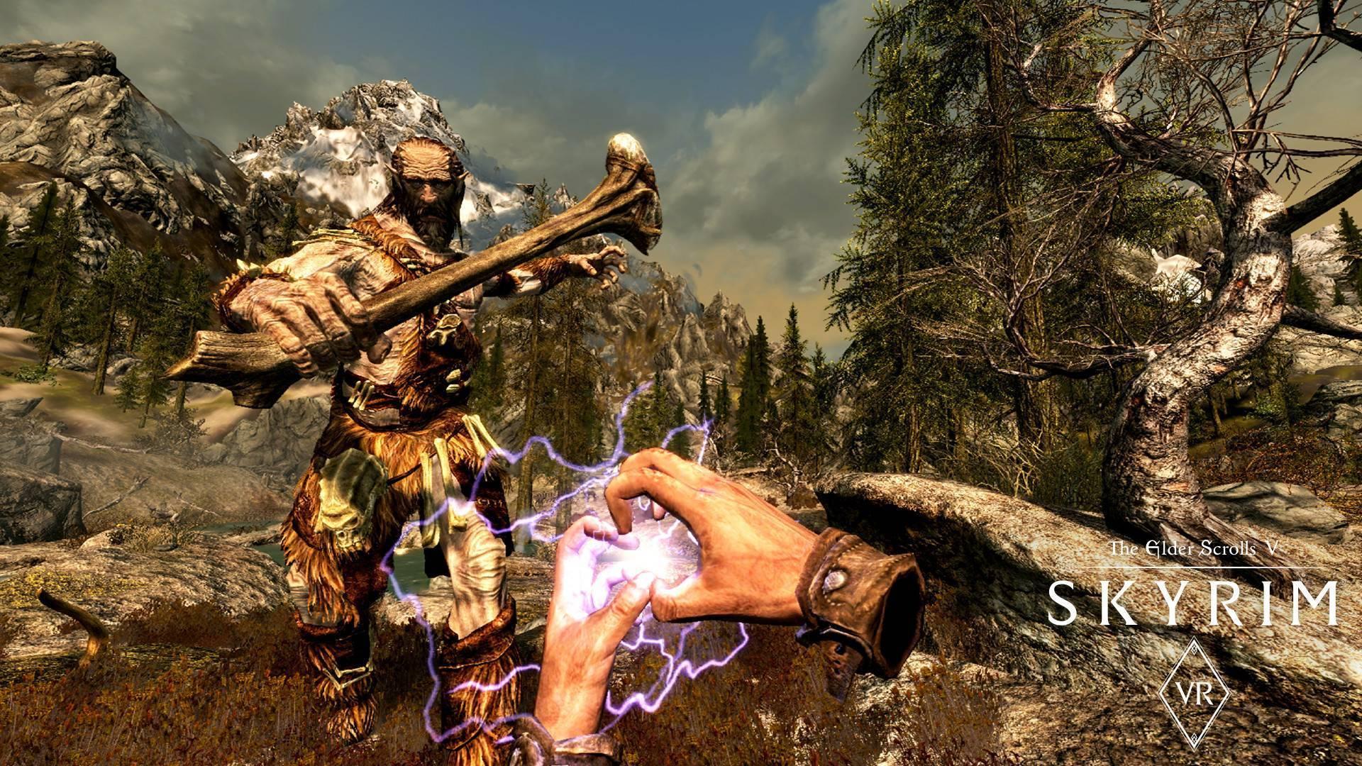 Buy The Elder Scrolls V: Skyrim VR Pc Cd Key For Steam