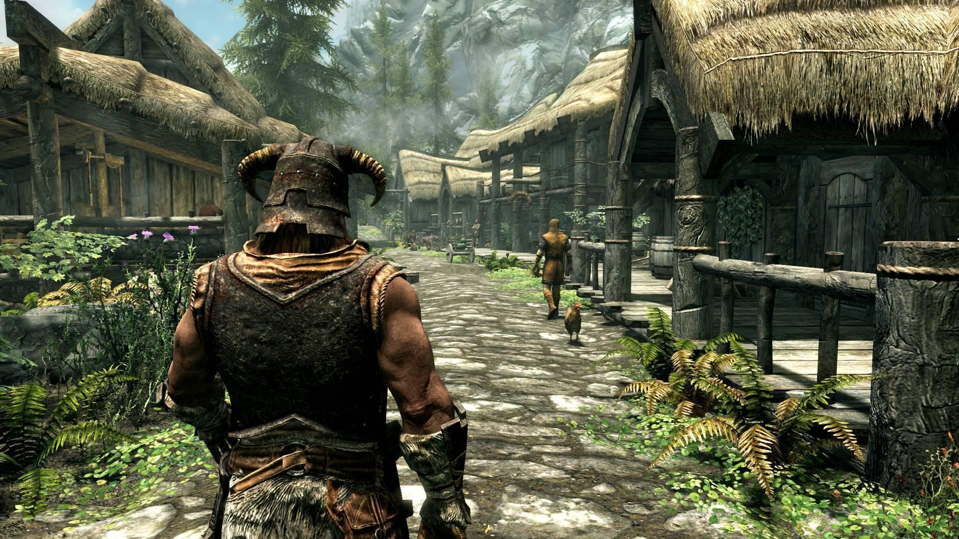 Imagen de The Elder Scrolls V: Skyrim VR