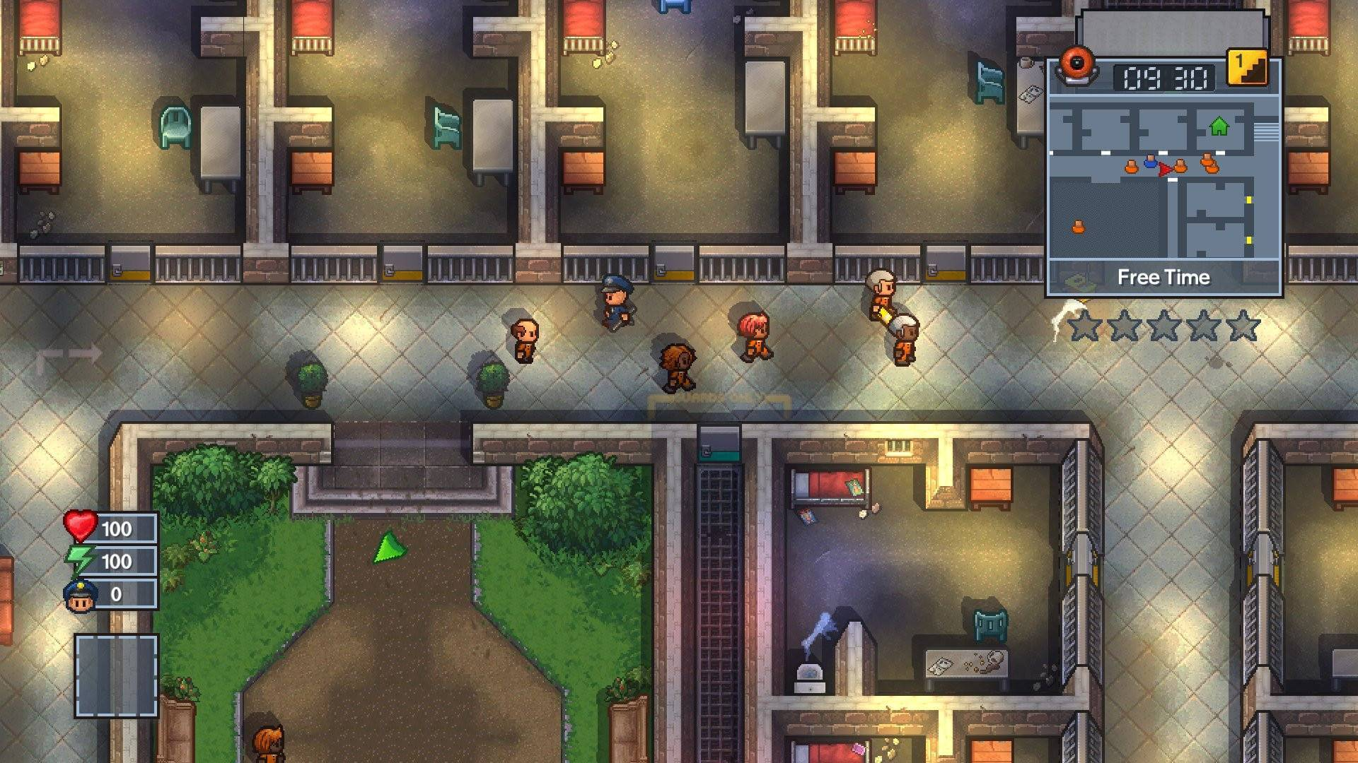 how to play escapists 2 multiplayer xbox one