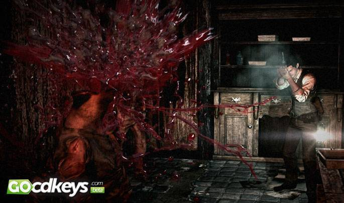 Article title about The Evil Within