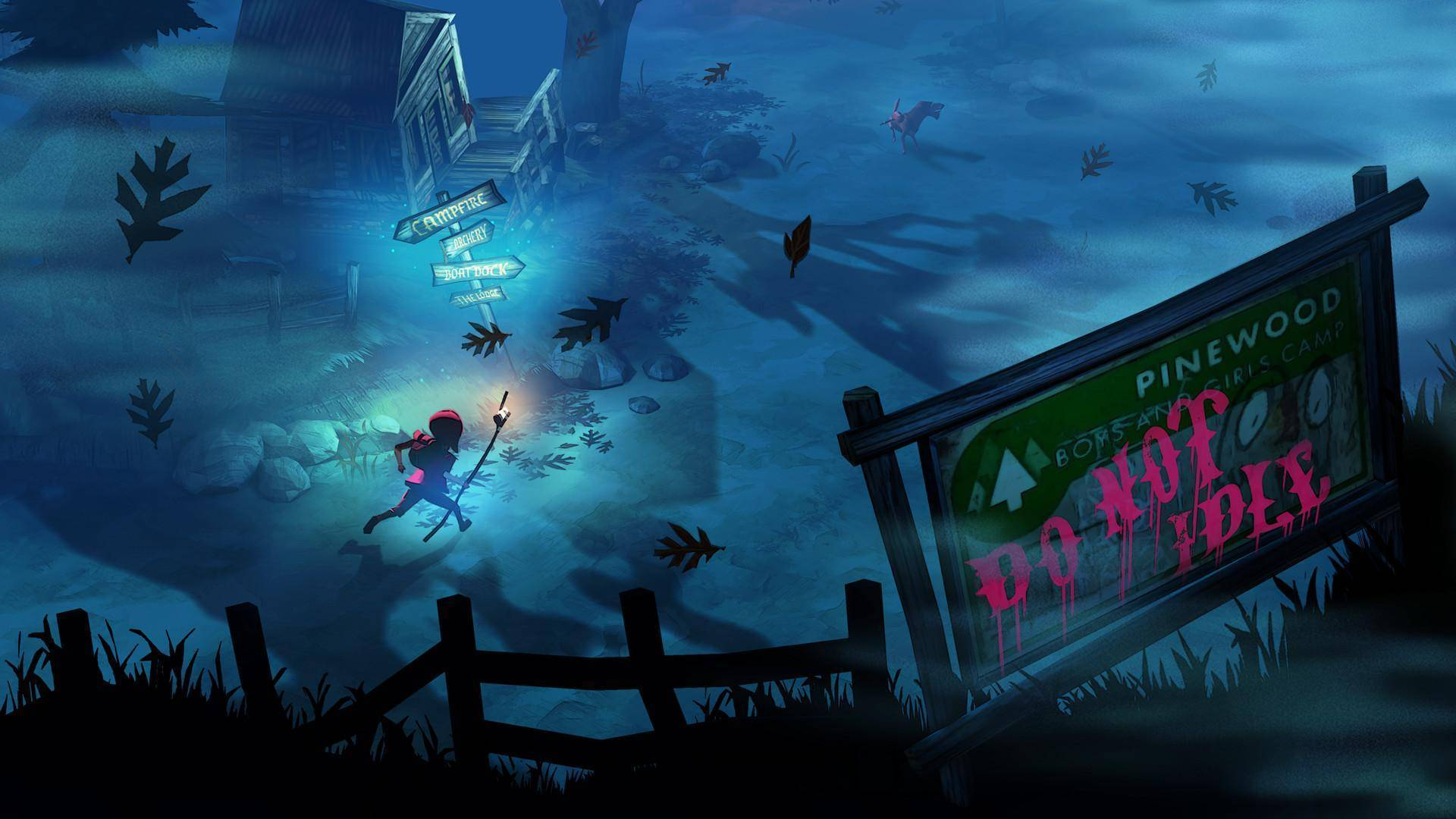 Titel des Artikels überThe Flame in the Flood