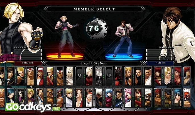 Buy The King Of Fighters XIII pc cd key for Steam ...