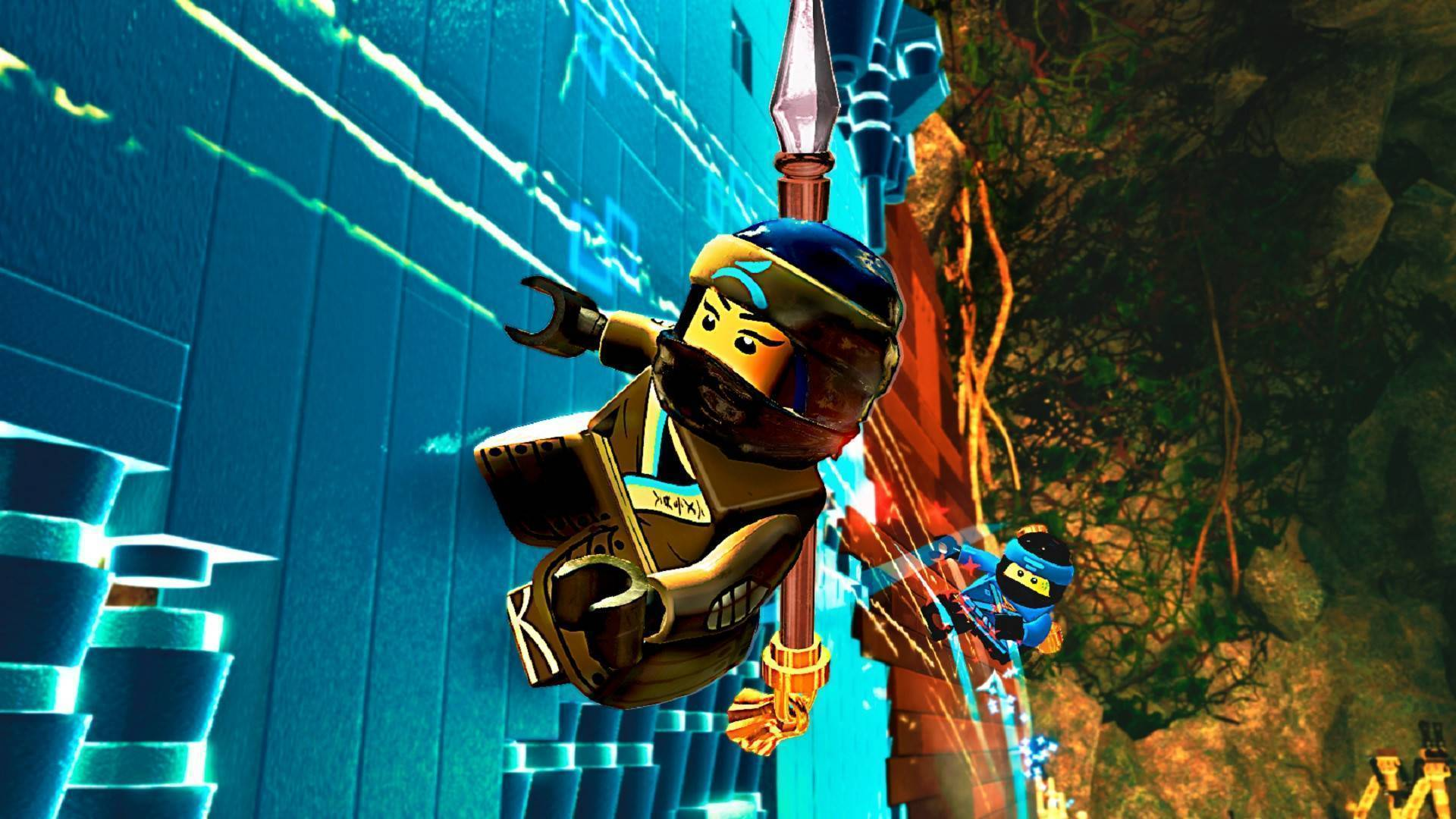 Article title about The LEGO NINJAGO Movie Video Game