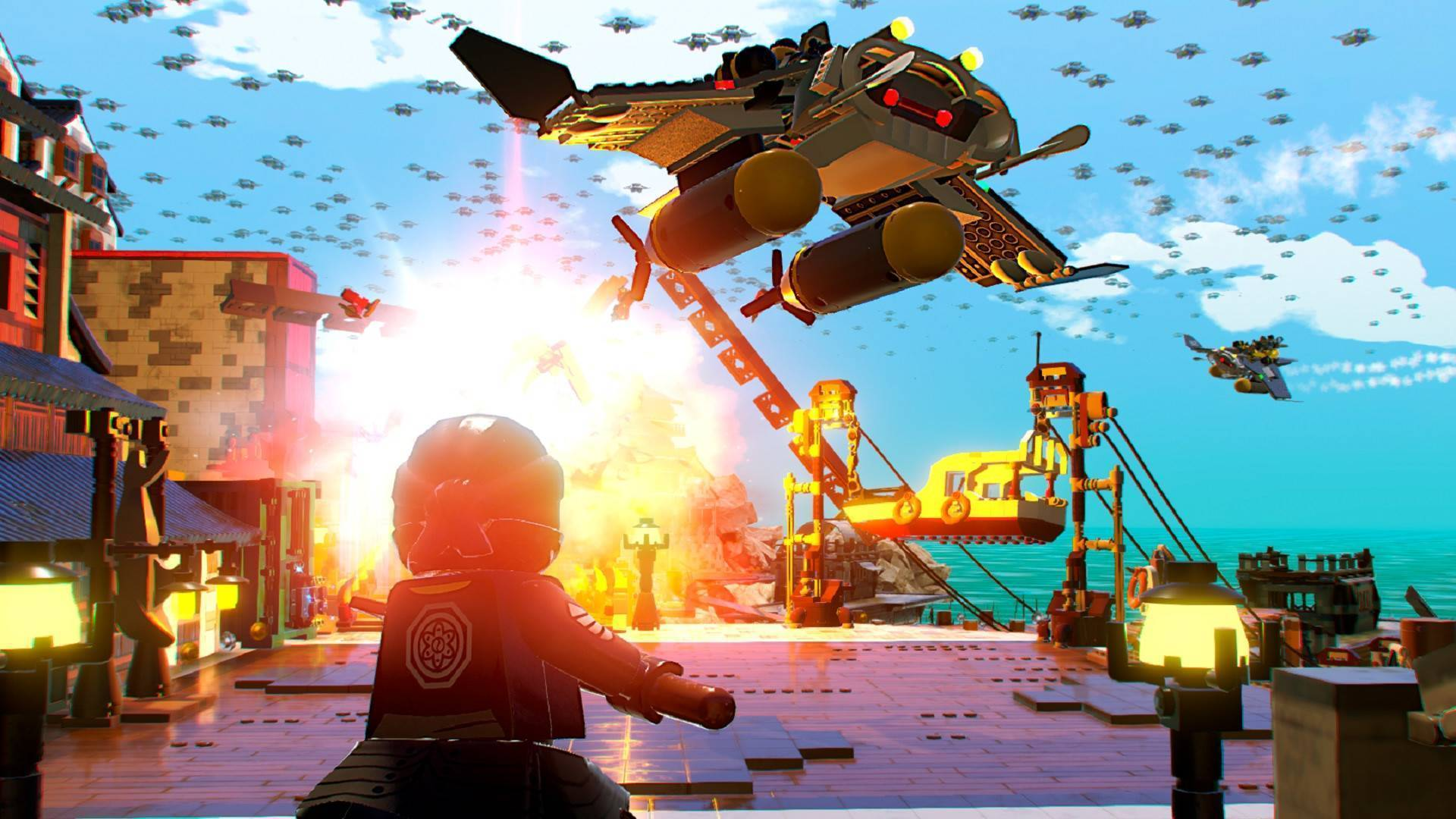 Buy The LEGO NINJAGO Movie Video Game Xbox One - compare ...