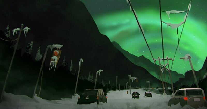 Article title about The Long Dark