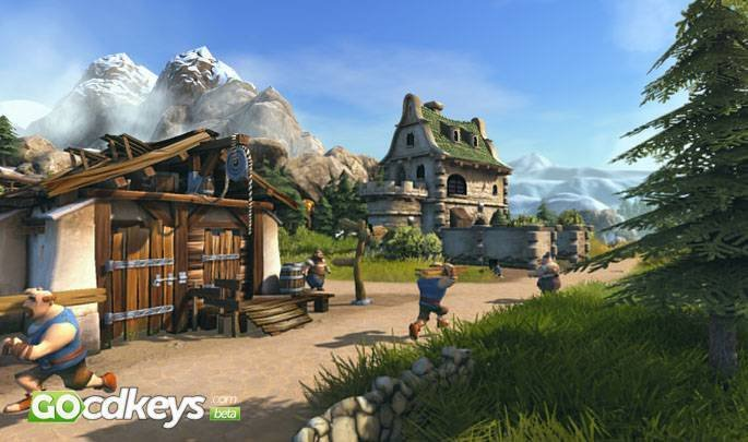 The Settlers 7: Deluxe Gold Edition on