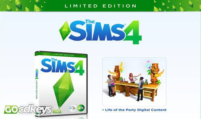 The Sims 4 Deluxe Edition PC Game Free Download Full ...