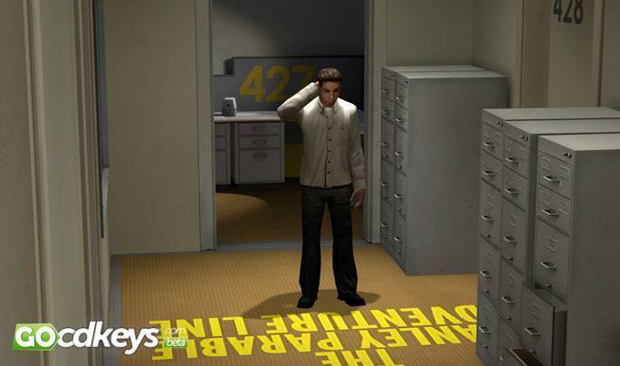 Article title about The Stanley Parable