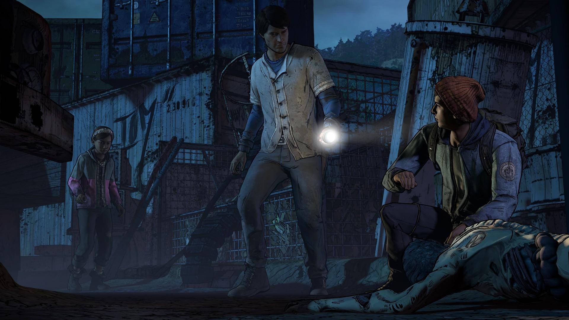 the walking dead pc game activation key