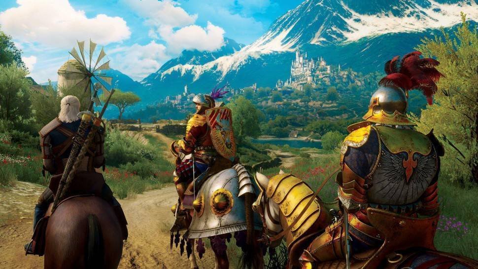 The witcher 3: wild hunt - blood and wine soundtrack downloads