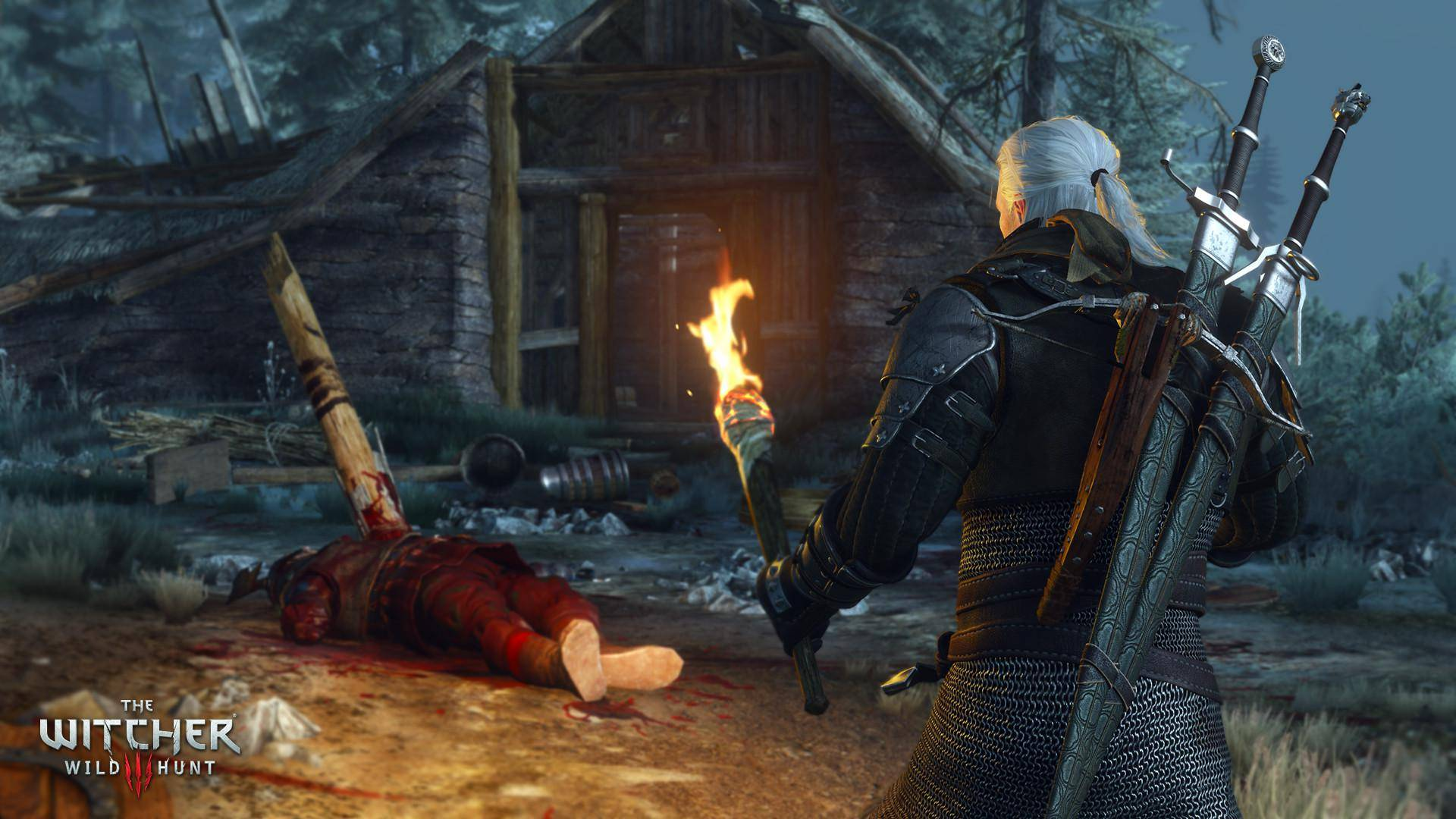 The witcher 3 pc screenshots image #17062   new game network.