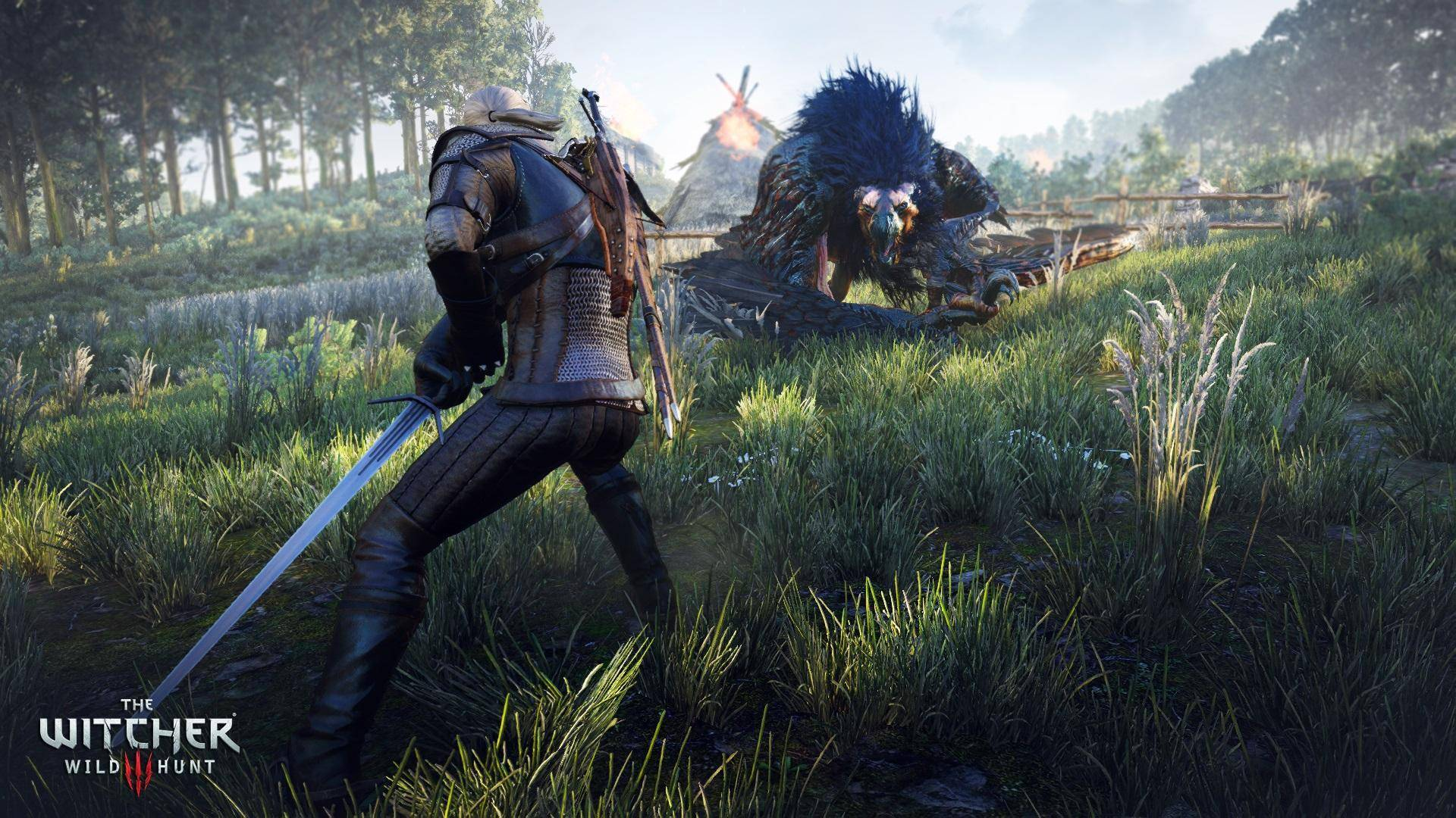 Ver el tráiler de The Witcher 3 Wild Hunt
