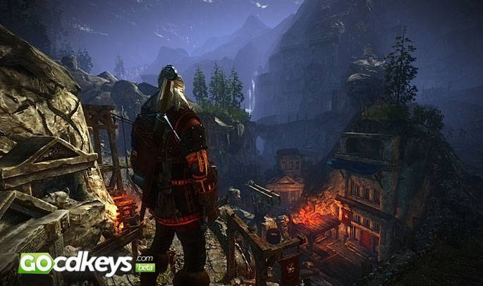 The Witcher Enhanced Edition Freekeyclever