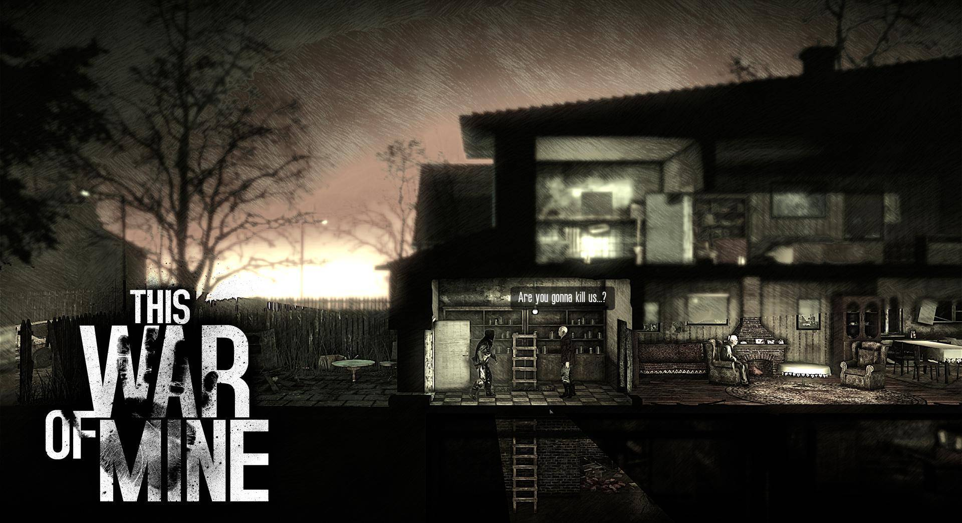 Titel des Artikels überThis War Of Mine