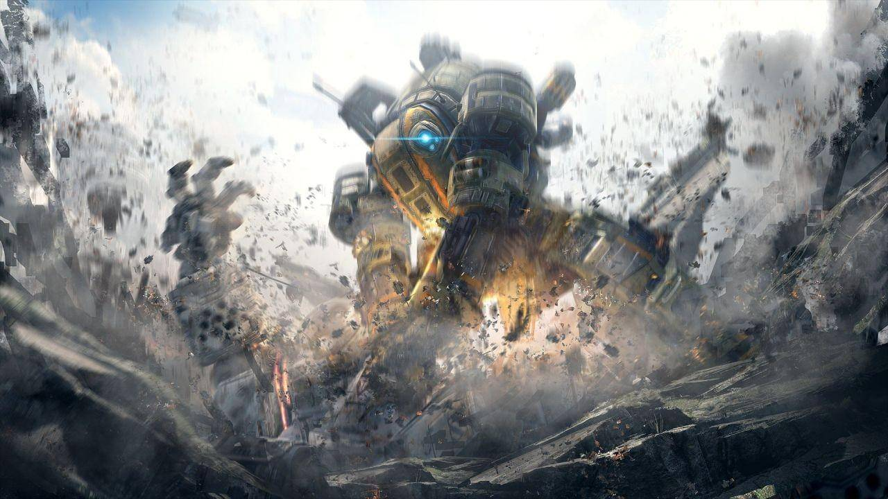 Article title about Titanfall 2