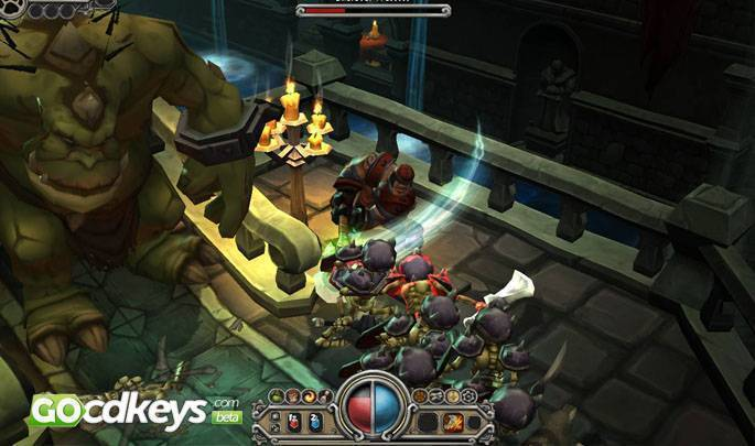 Article title about Torchlight