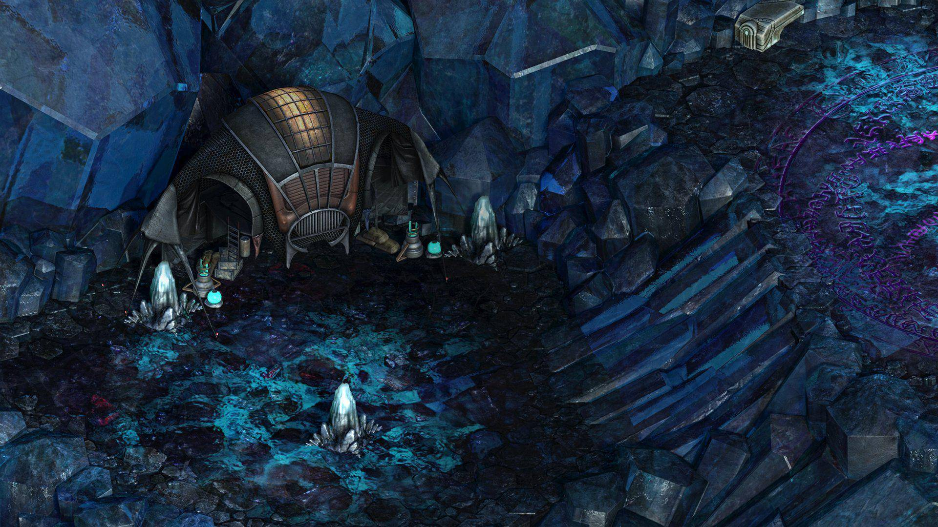 Article title about Torment Tides of Numenera