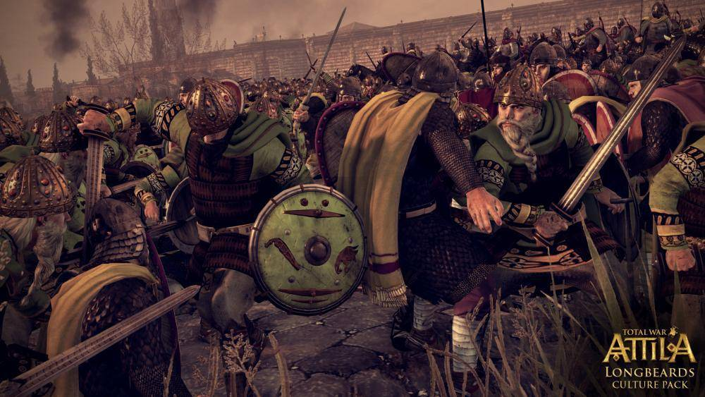 Ver el tráiler de Total War Attila Longbeards Culture Pack DLC