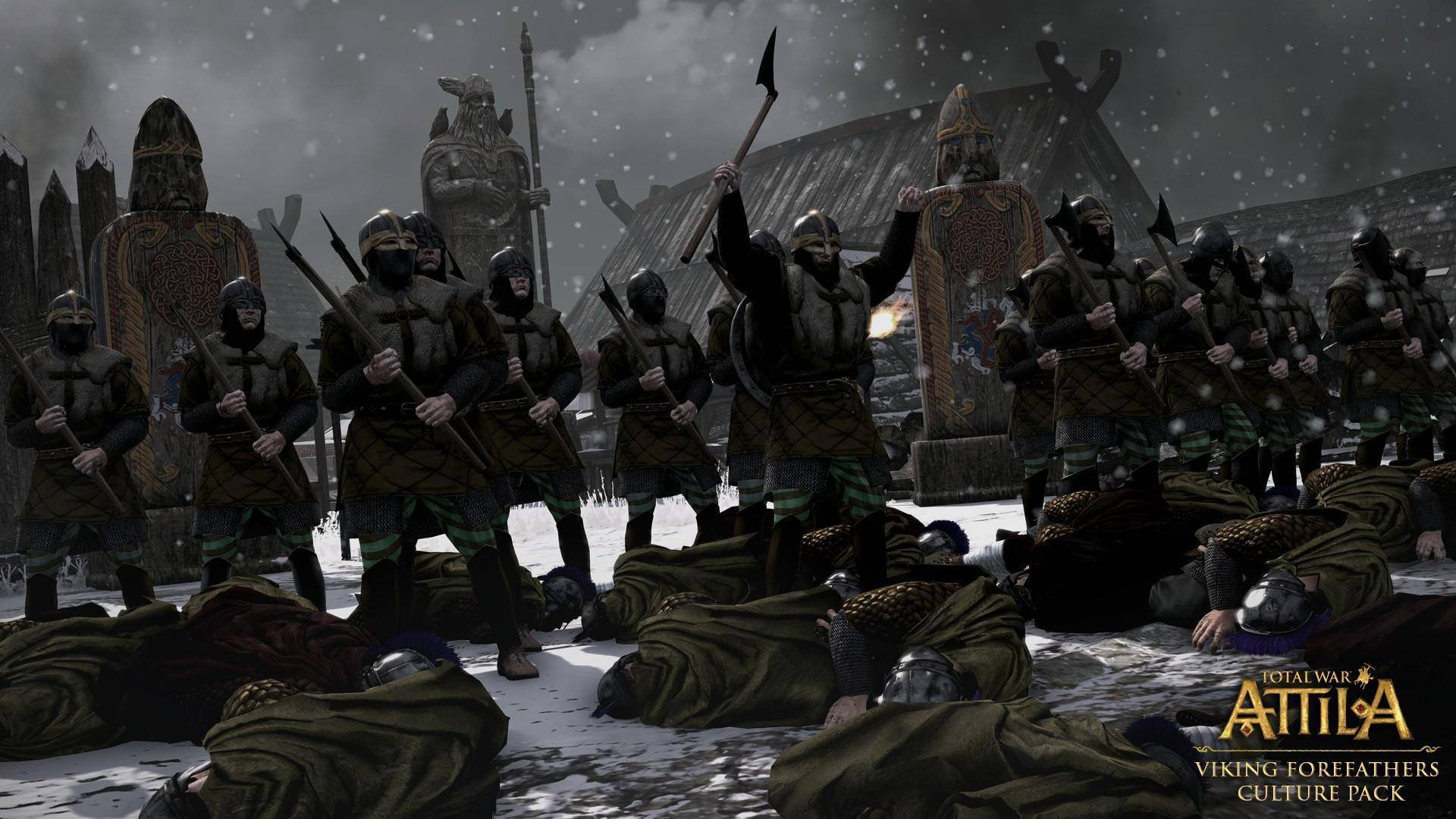 Ver el tráiler de Total War Attila + Viking Culture Pack DLC