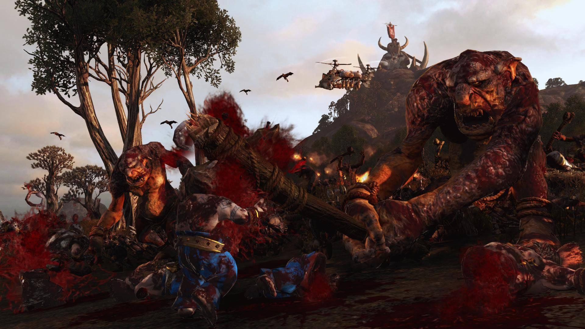 Total War: WARHAMMER - Blood For The Blood God Download Free