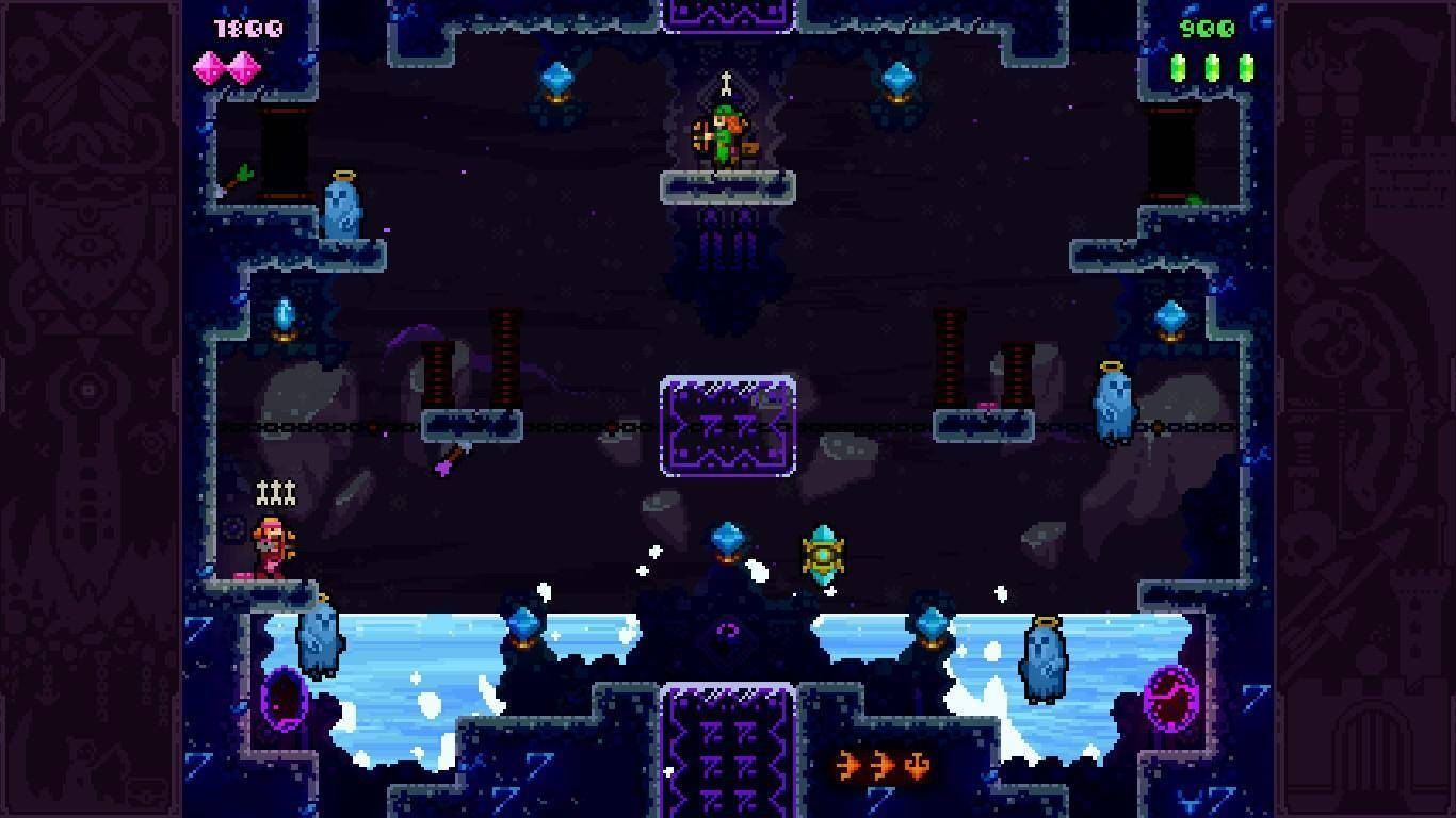 Article title about TowerFall Ascension