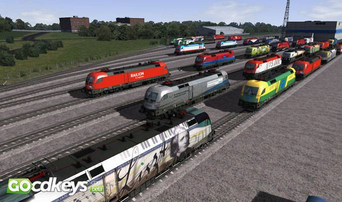 TS: BR Class 33 2012 pc game Img-3