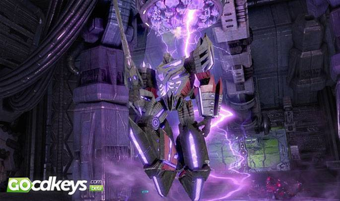 Regarder la bande-annonce de Transformers: Dark Spark Battle Pack DLC