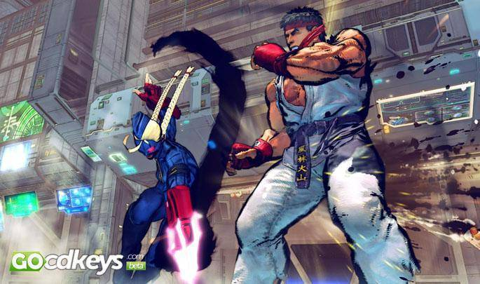 Regarder la bande-annonce de Ultra Street Fighter 4