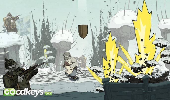 Trailer von Valiant Hearts: The Great War  anschauen