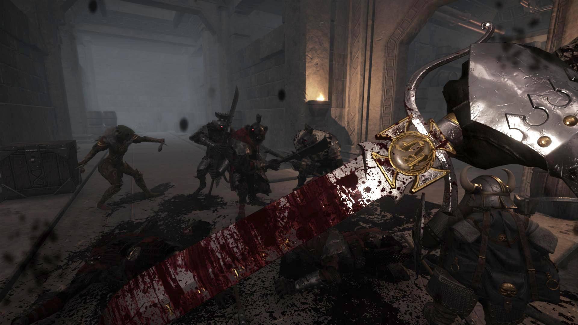 Warhammer End Times Vermintide Karak Azgaraz DLC