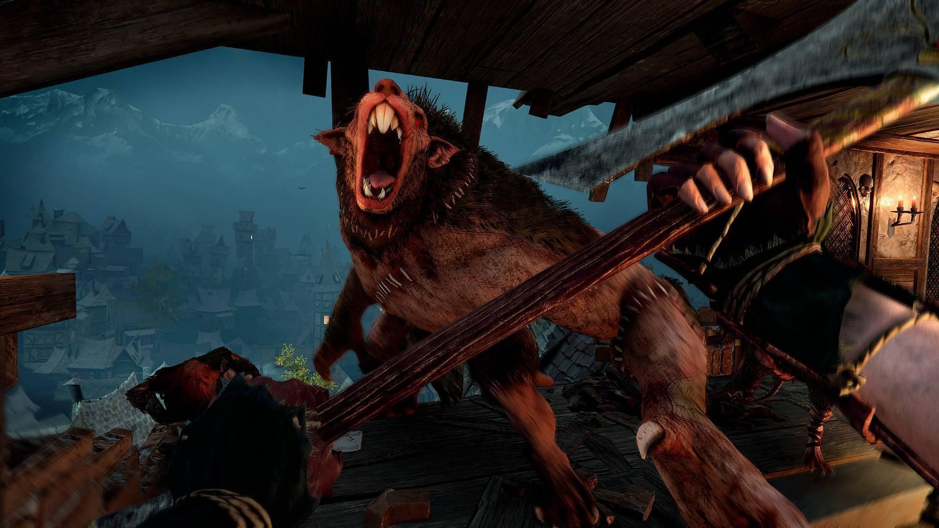 Warhammer: Vermintide 2 Back to Ubersreik