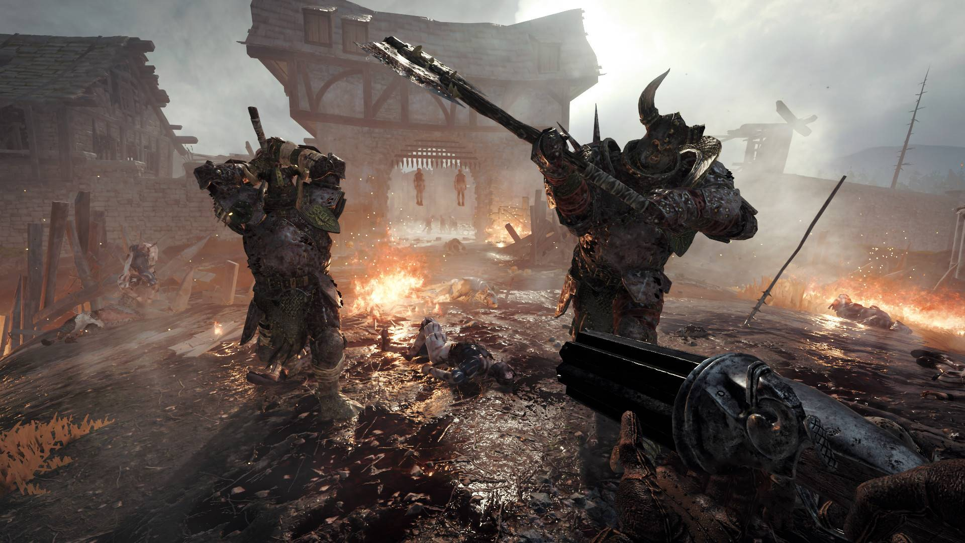 Article title about Warhammer: Vermintide 2