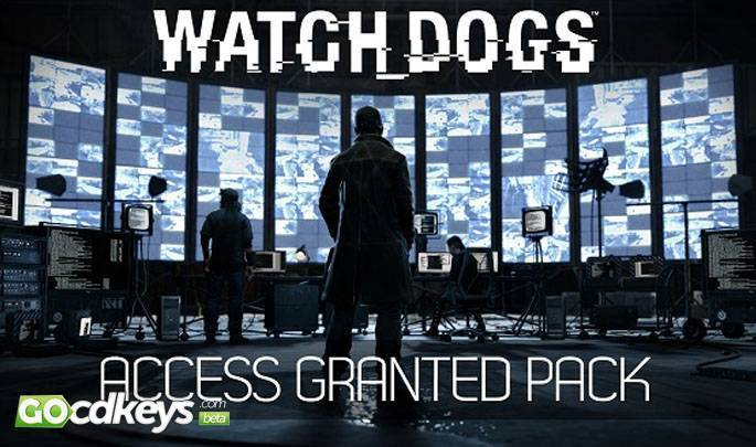 Watch Dogs  Red Access Key