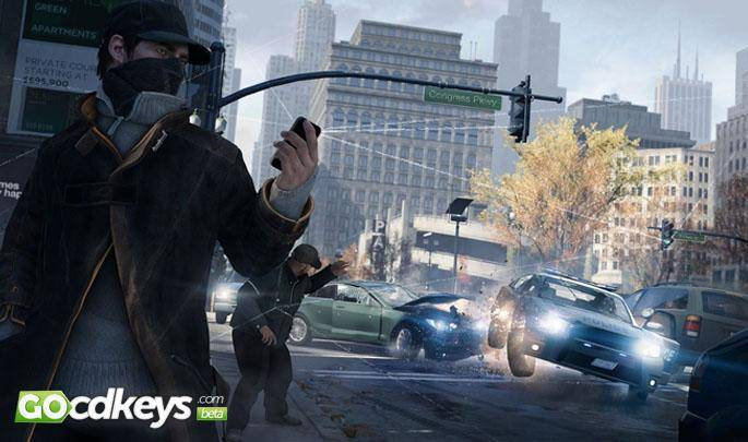 Article title about Watch Dogs