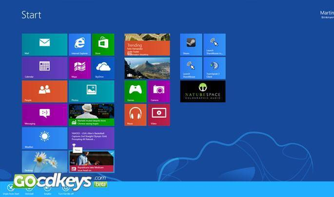 Regarder la bande-annonce de Windows 8.1 Professional