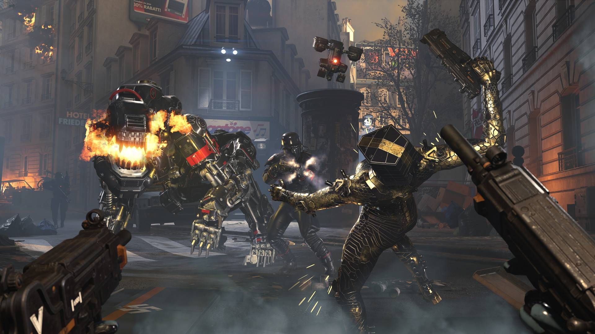 Article title about Wolfenstein: Youngblood