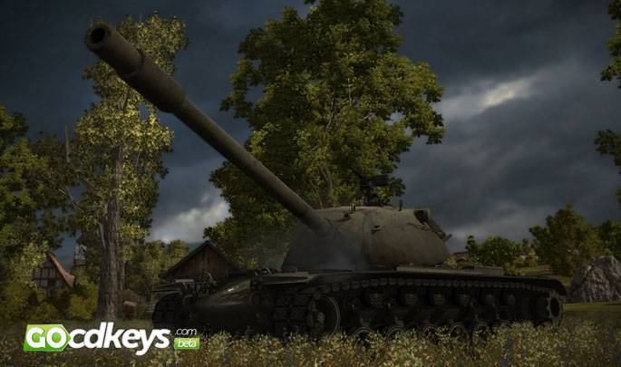 Ver el tráiler de World of Tanks 5500 Gold