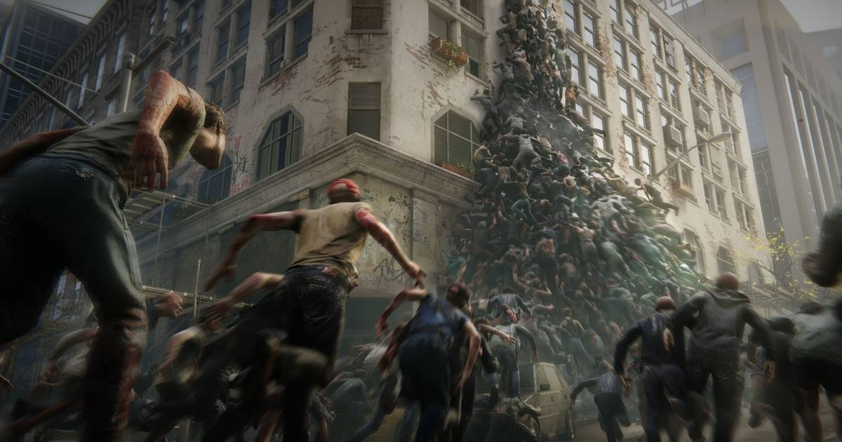 Article title about World War Z
