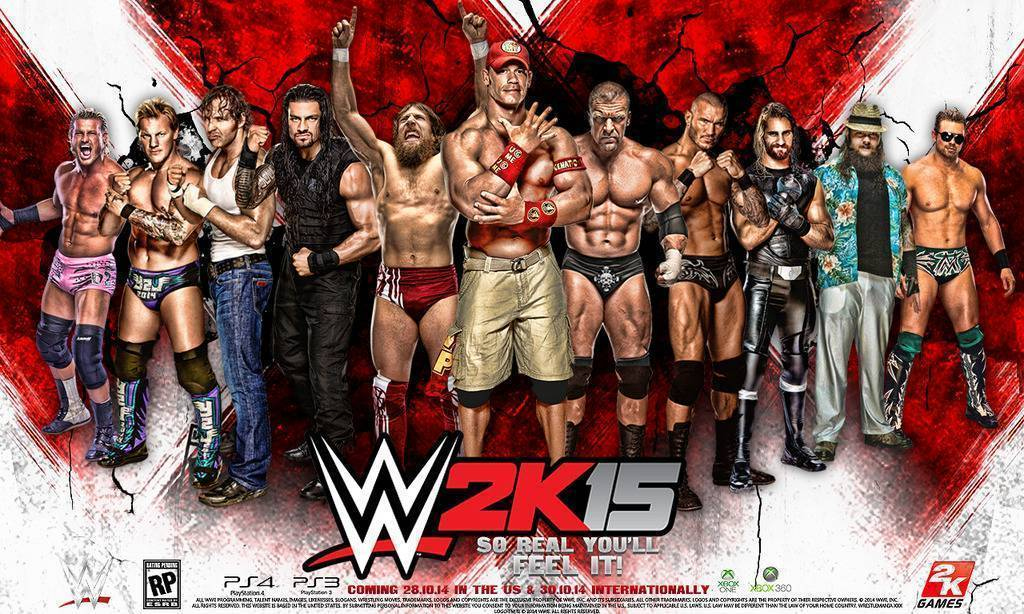 wwe 2k15 pc game download without key