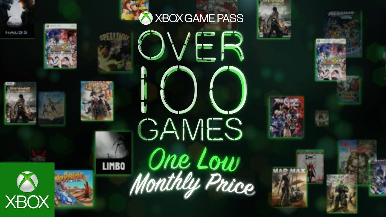 xbox with download pass pc game game