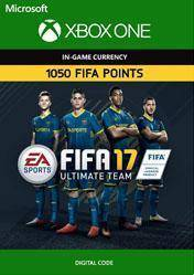 1050 FIFA 17 FUT Points