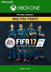 1600 FIFA 17 FUT Points