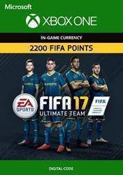 2200 FIFA 17 FUT Points