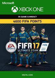 4600 FIFA 17 FUT Points