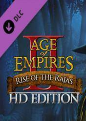 Age of Empires II HD Rise of the Rajas DLC