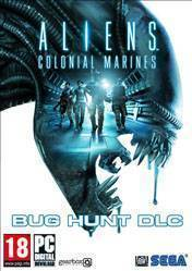 Aliens Colonial Marines Bug Hunt DLC